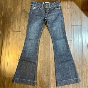 American Eagle Flare Jeans Size 2